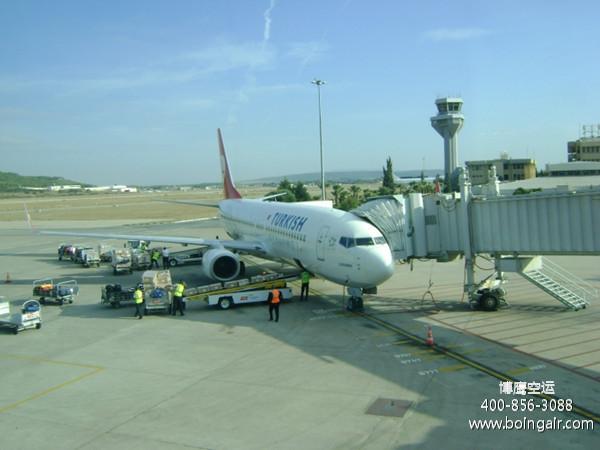 深圳、广州到蒙特利尔空运专线|国际空运出口